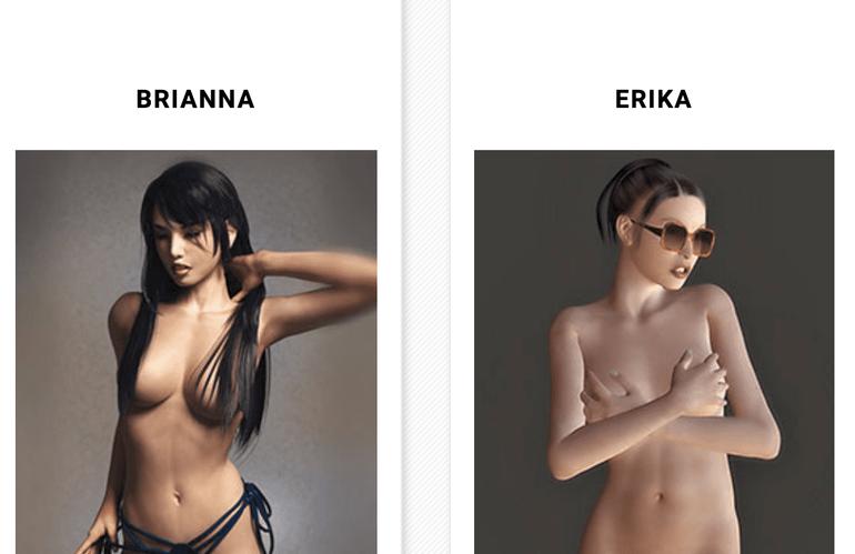 Vrfuckdolls models