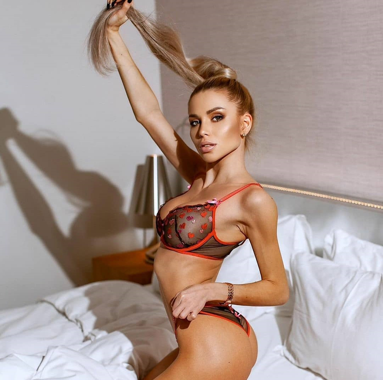 Anastasiya Timonina