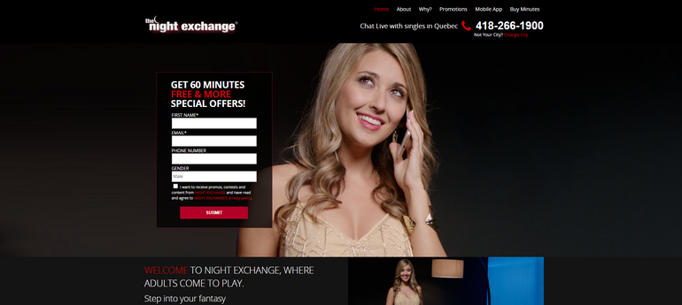Night Exchange review