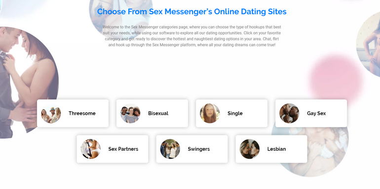 Sex Messenger Groups