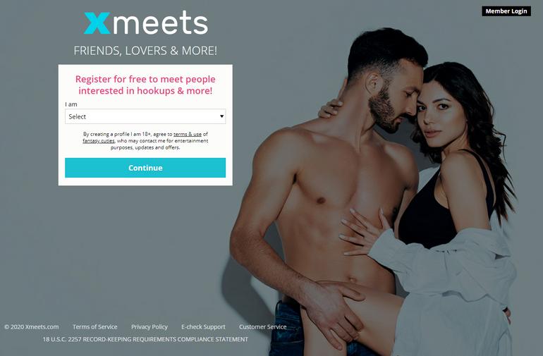 XMeets website