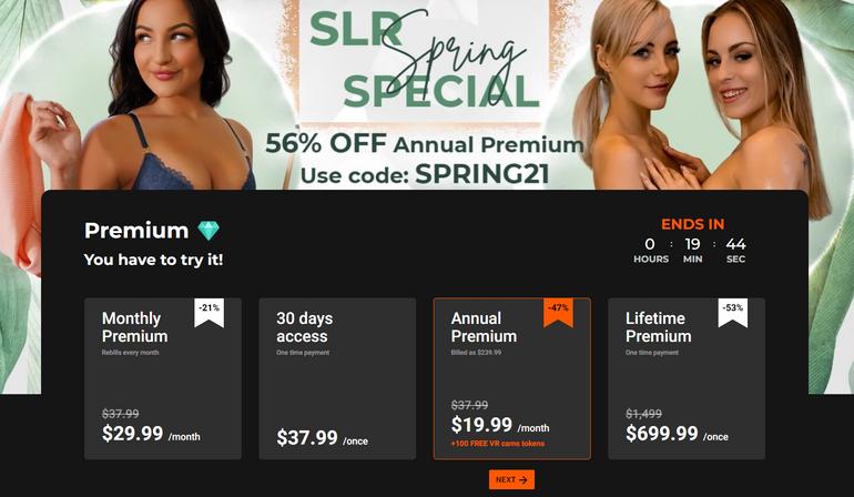SexLikeReal account