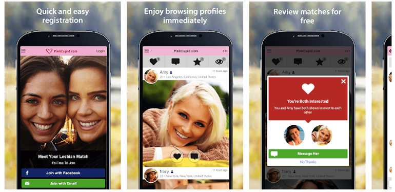 PinkCupid app