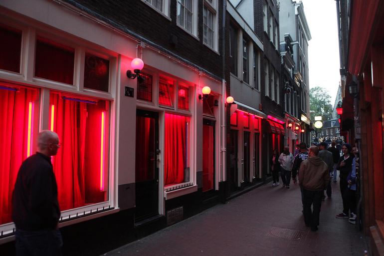 Amsterdam sex vacation