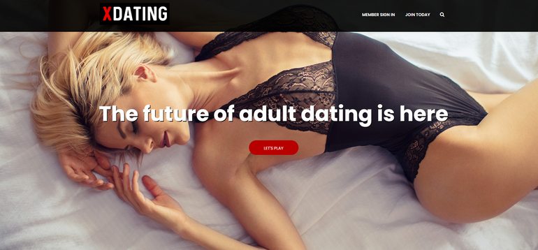 Xdating website