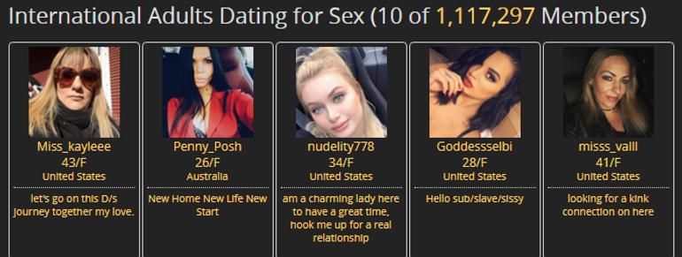 Alt.com singles