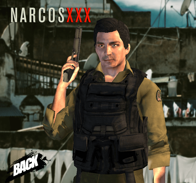 Narcos ХХХ adult Game
