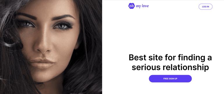 Ohmylove website