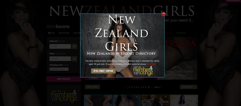 NewZealandGirls review