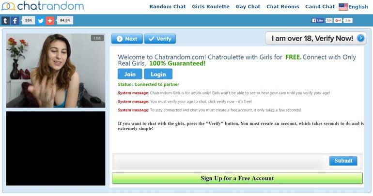 ChatRandom Premium Chat