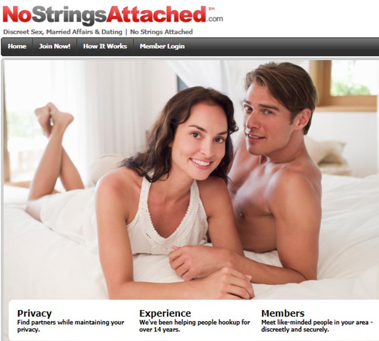 NoStringsAttached single women