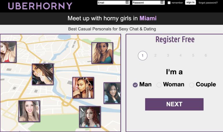 Uberhorny Main Page