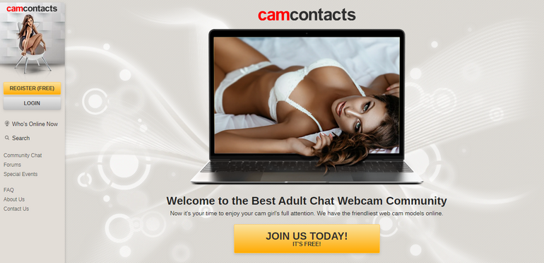 camcontacts site review