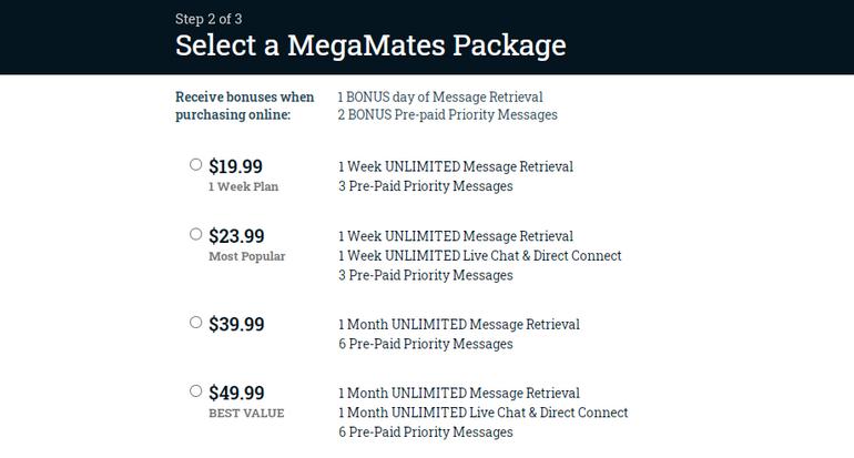 MegaMates affordable